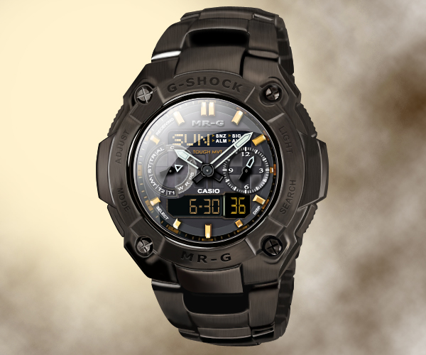 Casio G Shock Watch Free PSD