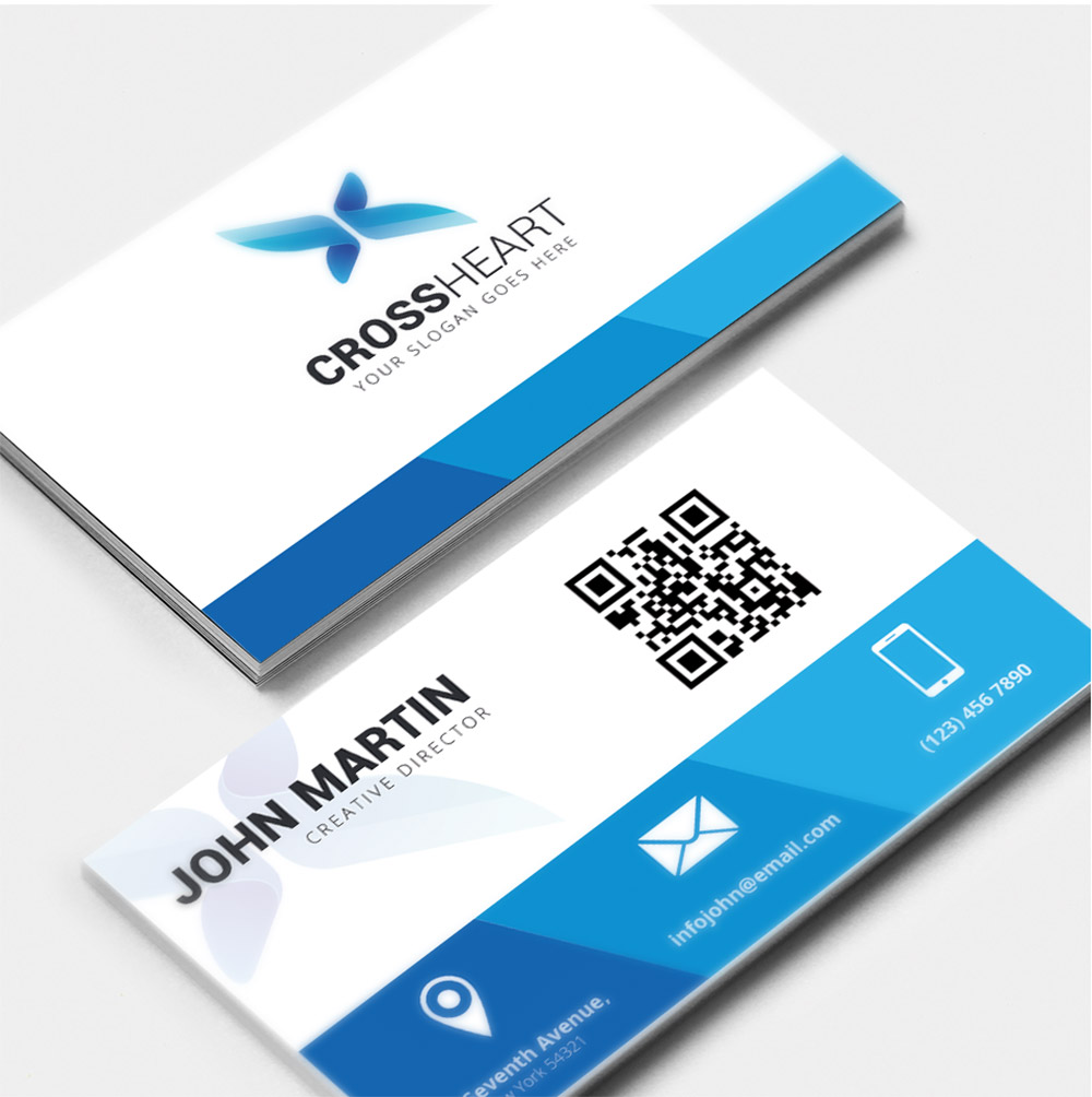 Corporate business card free psd at downloadfreepsd corporate business card free psd flashek Images