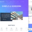Modern Architecture Website Template Free PSD