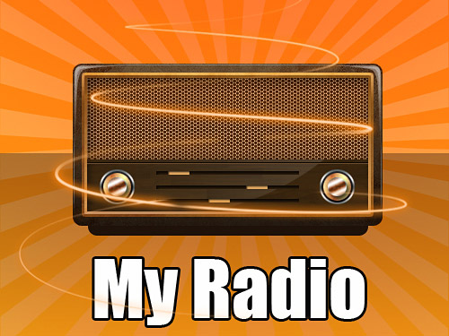 My Radio PSD