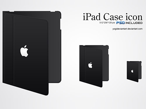 IPad Case Icon PSD
